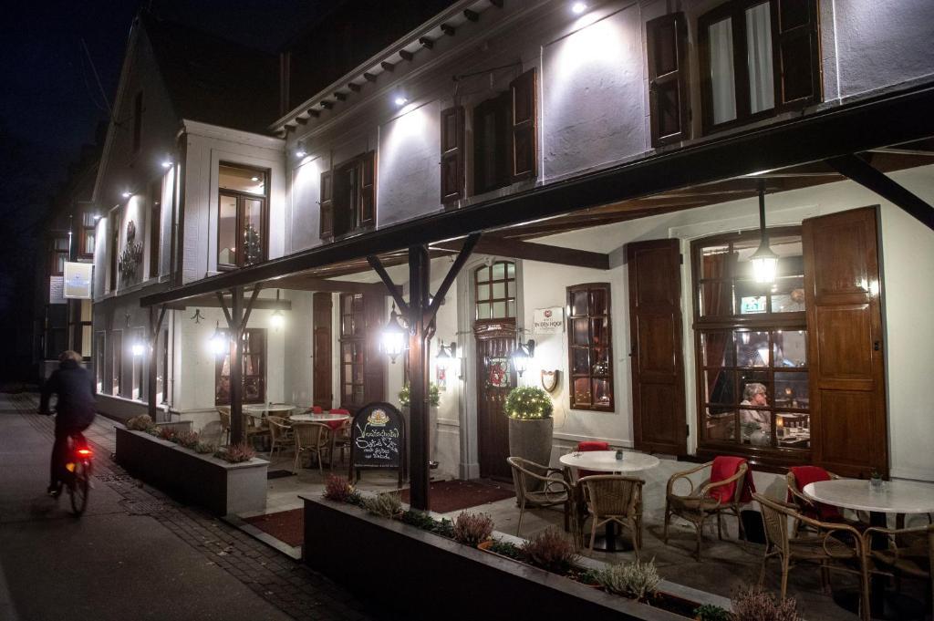 Hotel Restaurant in den Hoof Maastricht, Netherlands