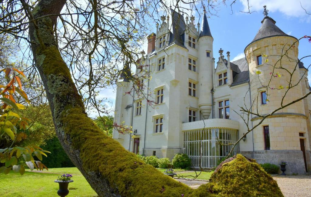 Chateau de Brou Noyant-de-Touraine, France