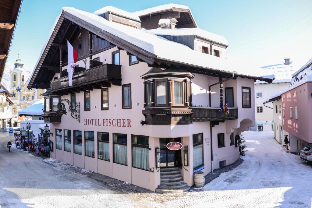 Appartement Fischer St. Johann in Tirol