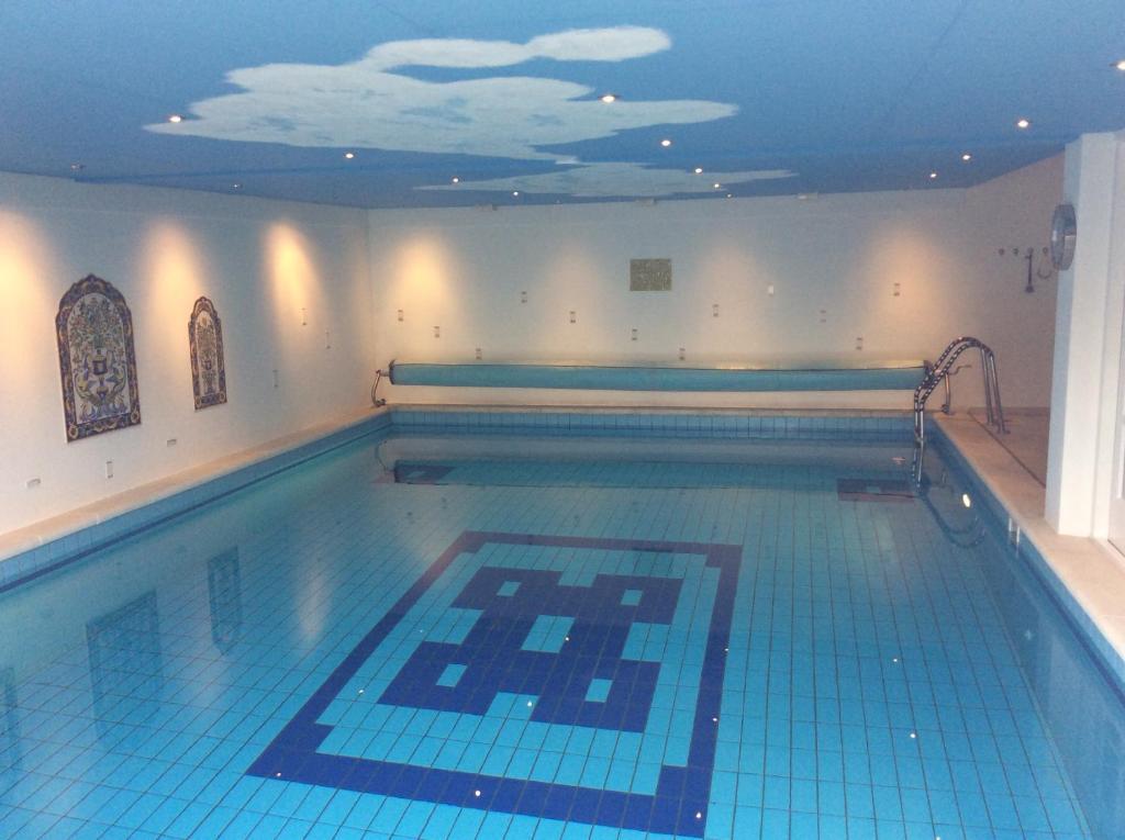 The swimming pool at or near B&B Soestdijk
