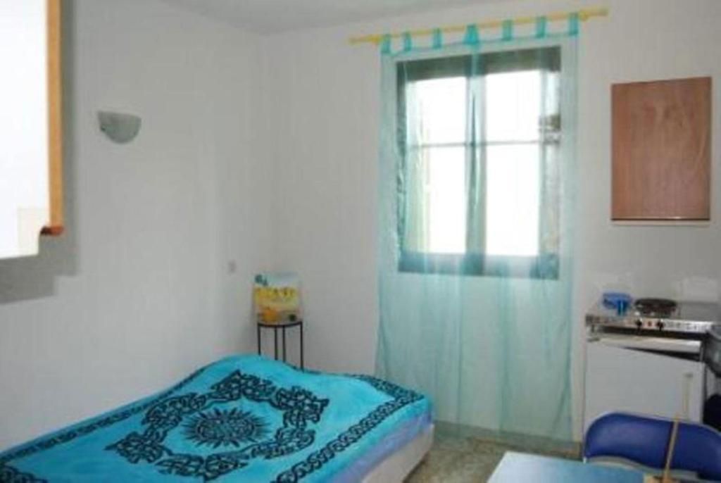 Un ou plusieurs lits dans un hébergement de l'établissement Associu Scopre