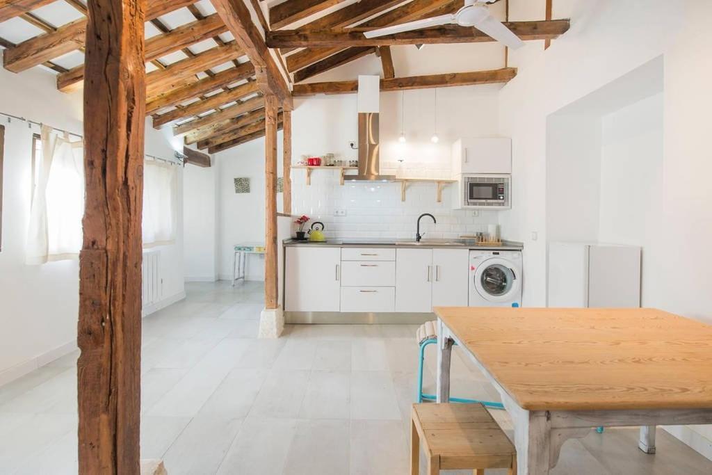 Una cocina o zona de cocina en Apartamento Toledano SXVI