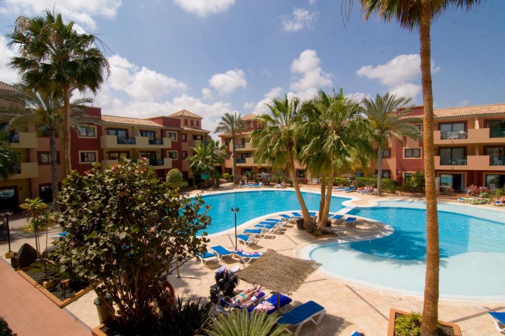 Het zwembad bij of vlak bij Labranda Aloe Club