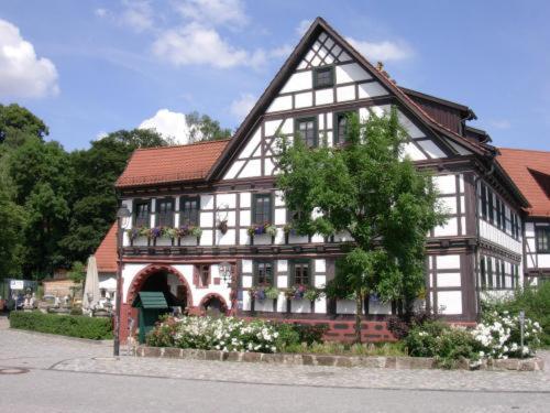 Hotel Goldener Hirsch im Winter