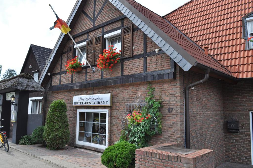 Hotel & Restaurant Bei Holzchen Hannover, Germany
