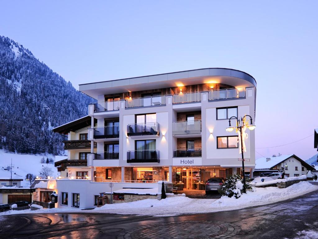 Hotel Arnika Ischgl, Austria