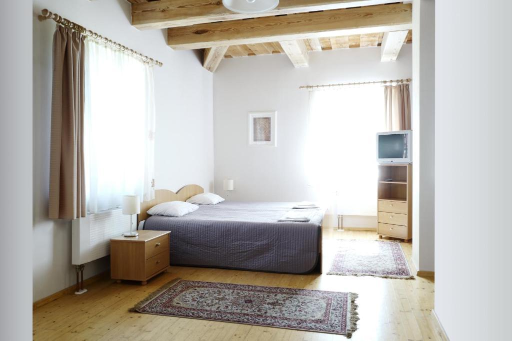 Lova arba lovos apgyvendinimo įstaigoje Guest House Karaimu 13