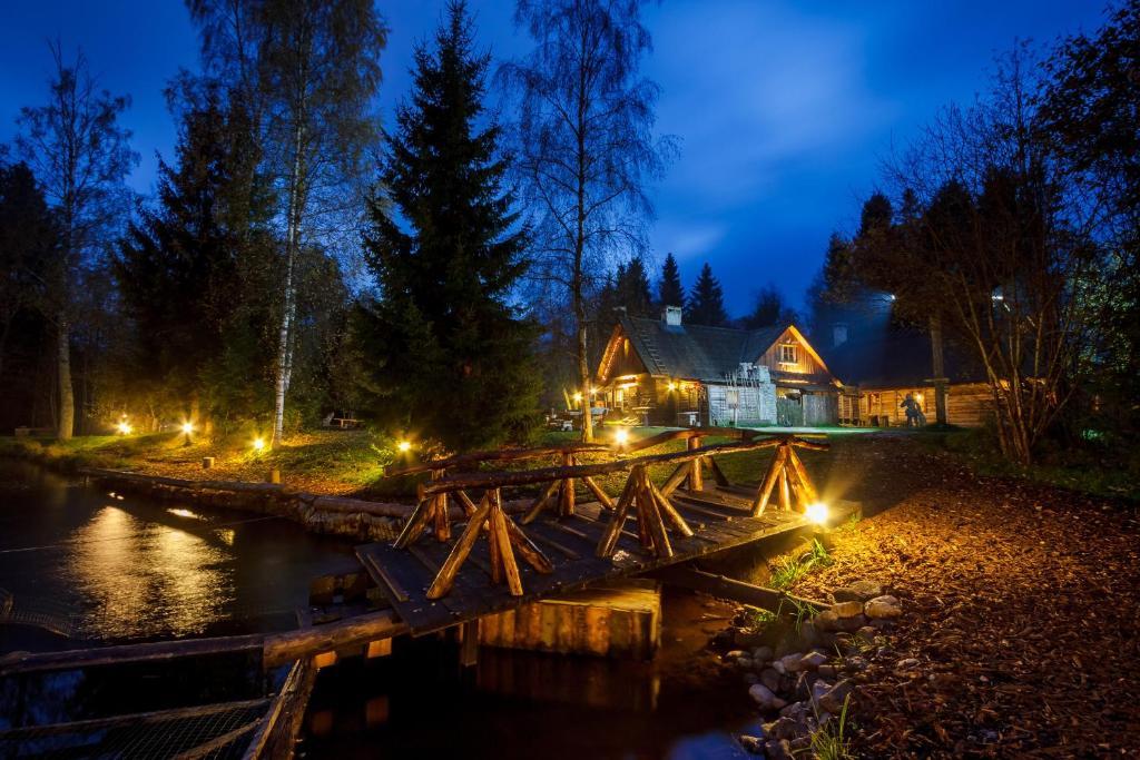 Viikingite küla talvel