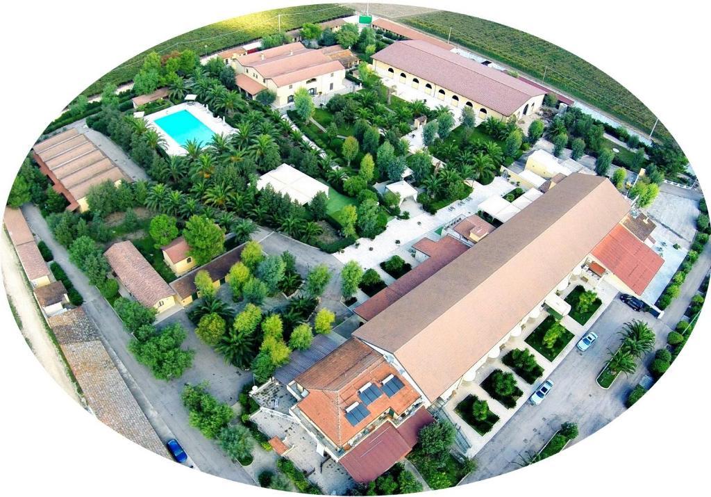 A bird's-eye view of Hotel Tenuta San Francesco