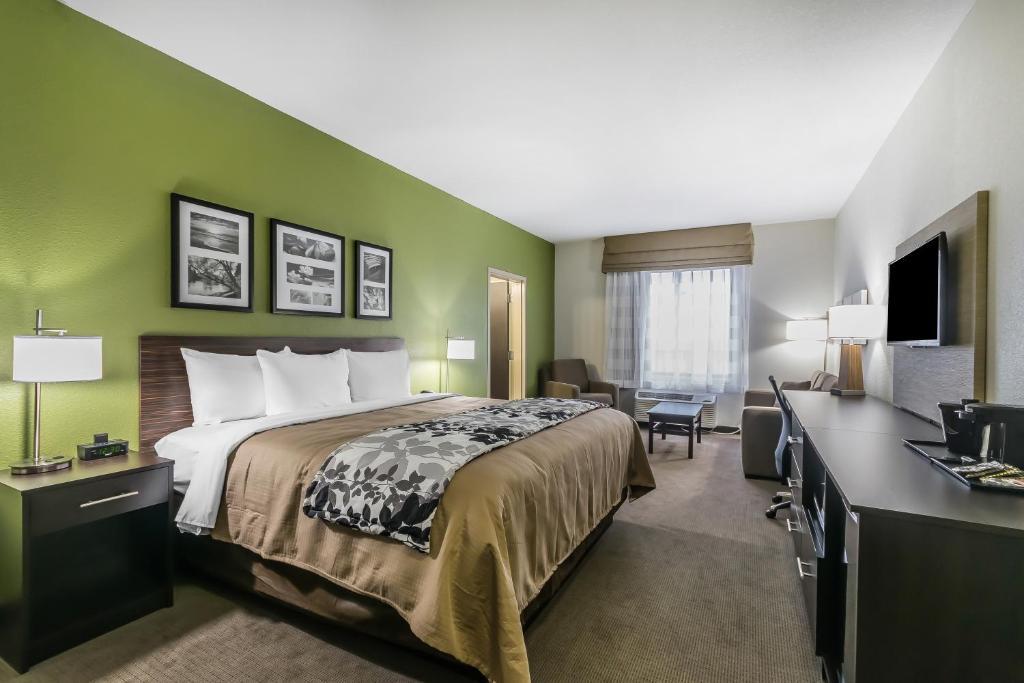 Sleep Inn & Suites Columbia