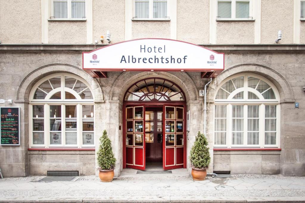 Albrechtshof Berlin, Germany
