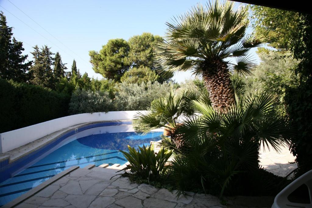 Piscina di Villa Aurea Bed and Breakfast o nelle vicinanze