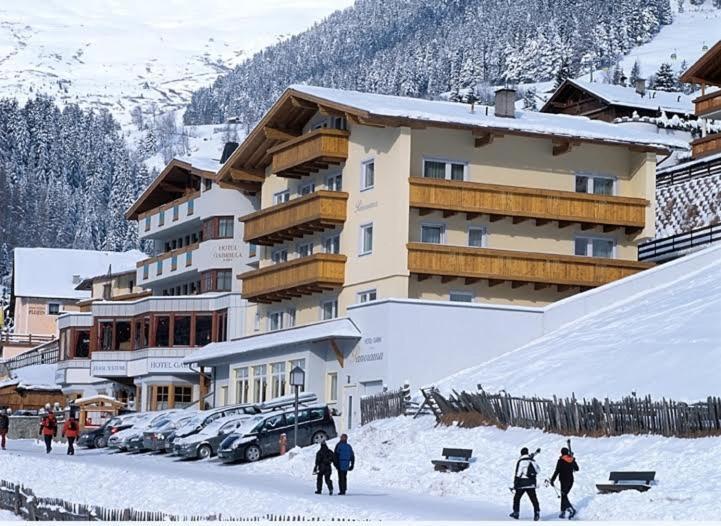 Hotel Garni Panorama Serfaus, Austria