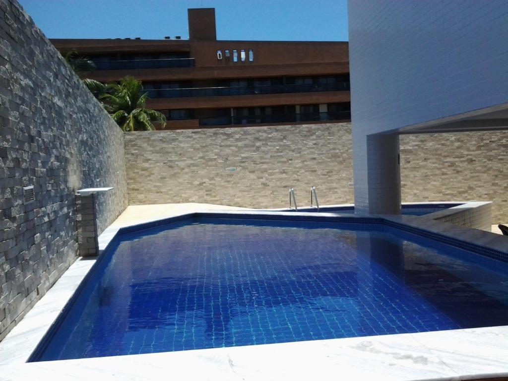 The swimming pool at or near Terrazzas Flat