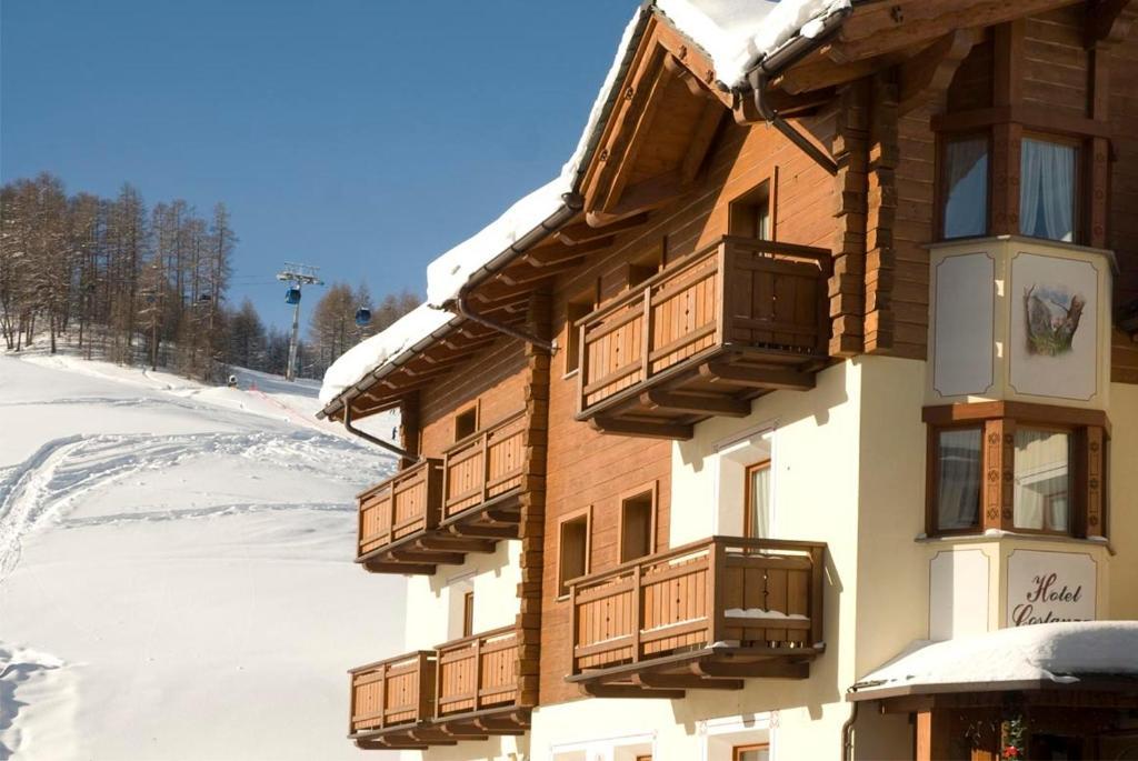Hotel Costanza Mountain Holiday v zimě