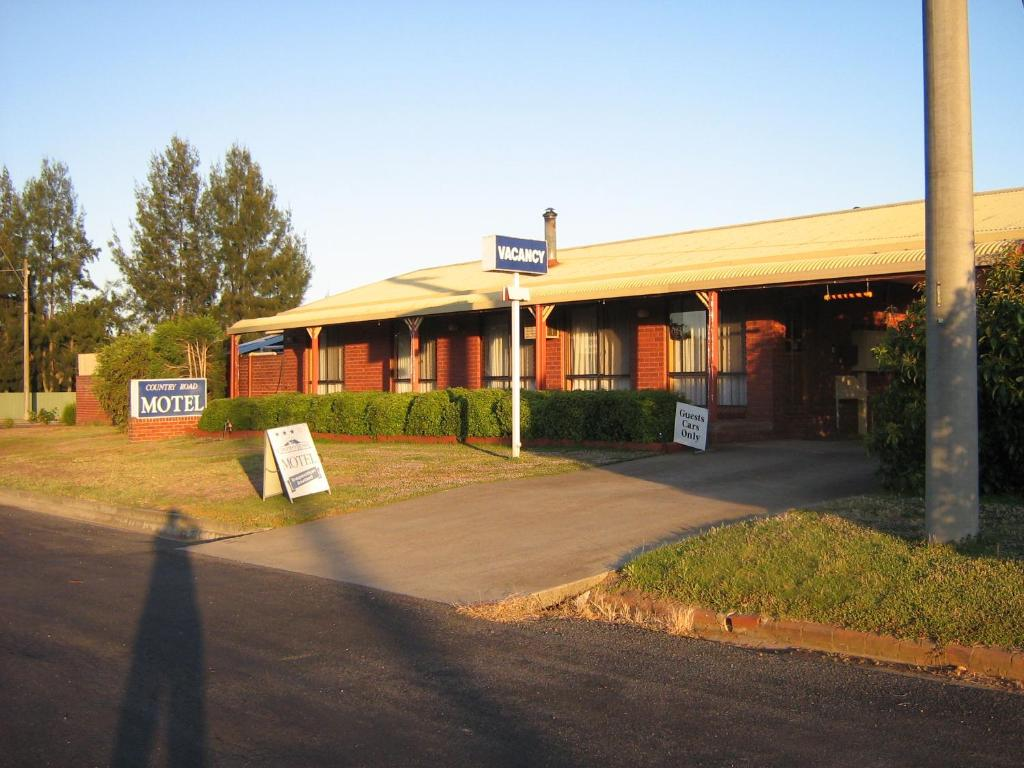 Country Road Motel St Arnaud