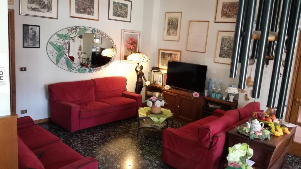 Albergo Le Rose Pistoia, Italy