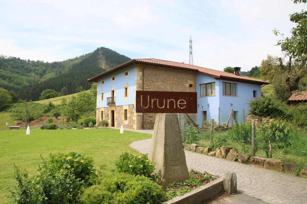 Hotel Urune Muxika, Spain