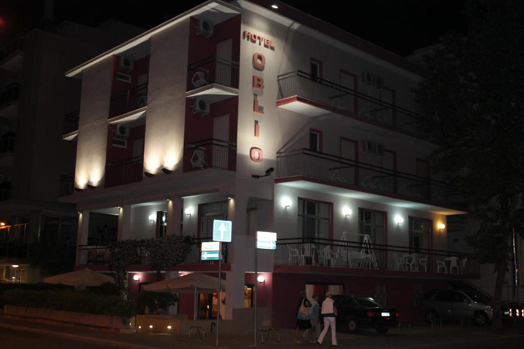 Hotel Oblio Rimini, Italy