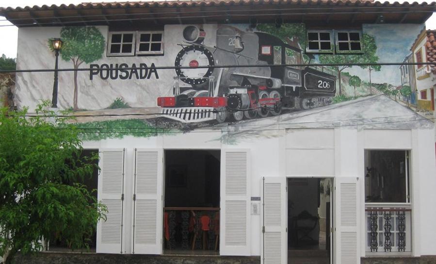 Pousada Locomotiva 206 (Brasil Conservatória) - Booking.com