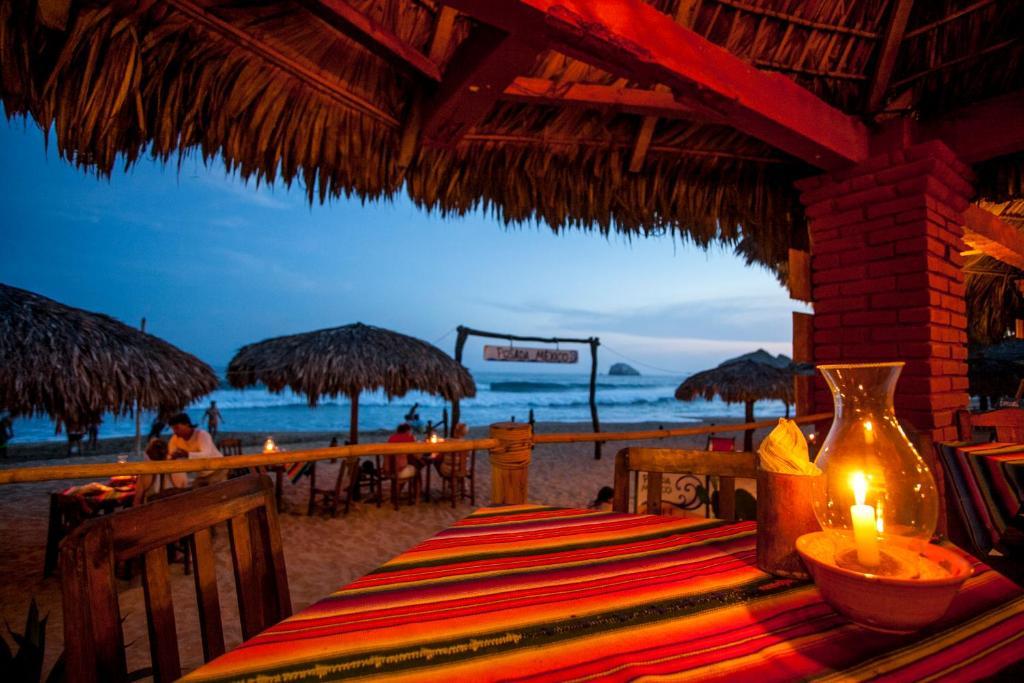 Hotel Nude en Zipolite, Mexico - Lets Book Hotel