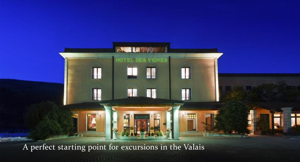 Hotel des Vignes Sion, Switzerland