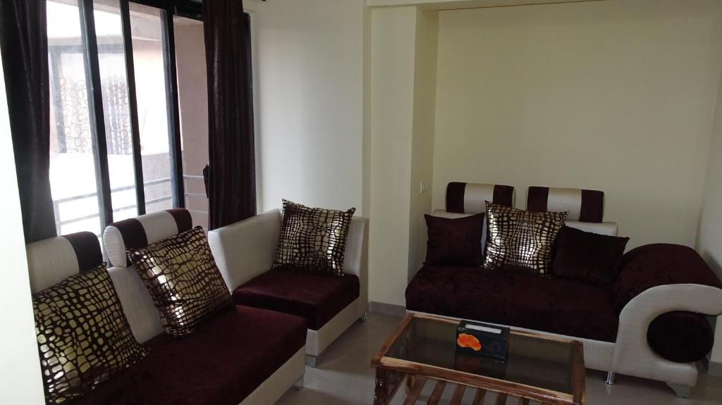 Apartment New Hill Side Entire 1 Bhk Stay Thane India Booking Com