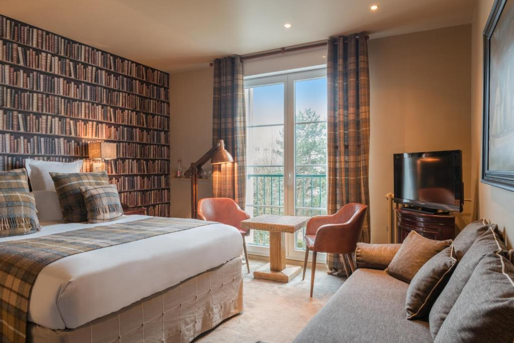 Hotel Spa Vent d'Ouest Le Havre, France