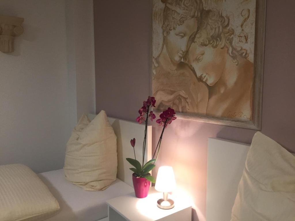 Ein Badezimmer in der Unterkunft Apartment Ardi