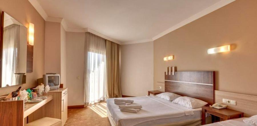 Magic Sun Hotel Turcia Beldibi Booking Com