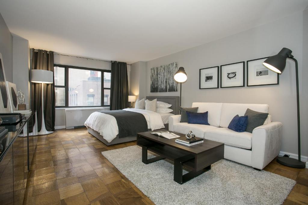 Modern Studio Apartment Midtown East L Nova York Precos Atualizados 2021