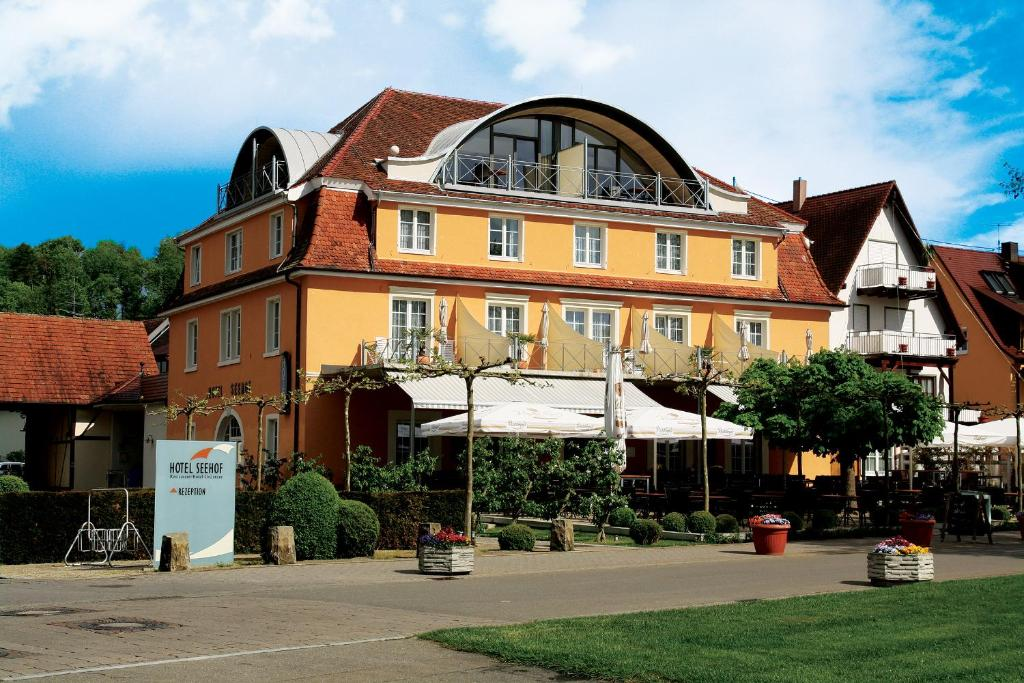 Hotel Seehof Uhldingen-Muhlhofen, Germany