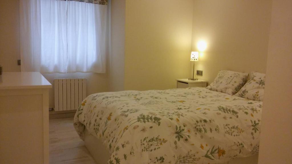 Cama o camas de una habitación en Apartamento Peregrina VUT-PO-03908
