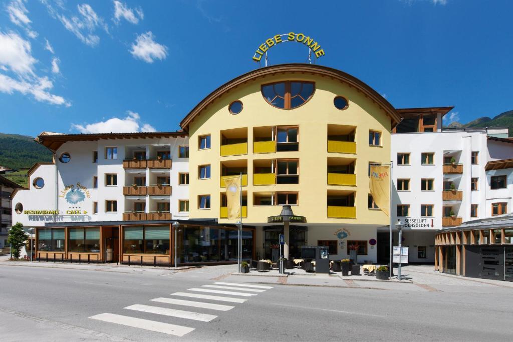 Hotel Liebe Sonne Solden, Austria