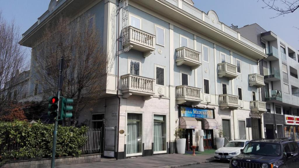 Hotel Ponte Sassi Turin, Italy