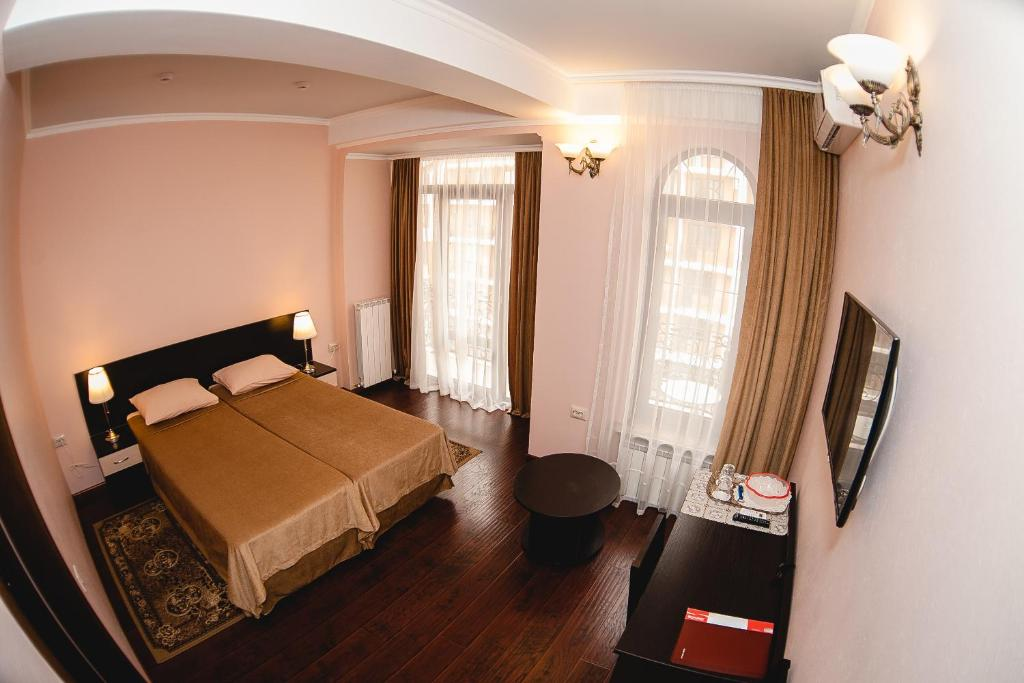 A bed or beds in a room at Guest House BoNaMi