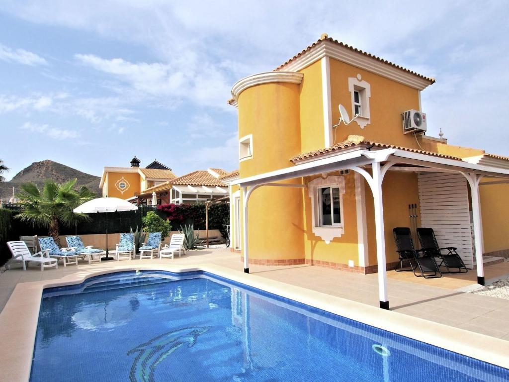 Luxurious Holiday Home in Mazarron with Private Pool 1