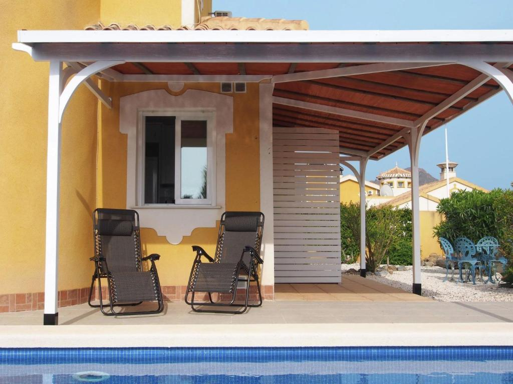 Luxurious Holiday Home in Mazarron with Private Pool 2