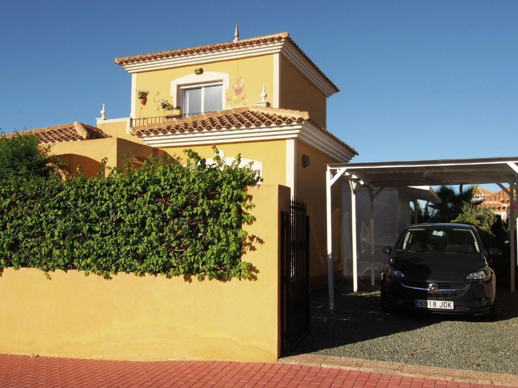 Luxurious Holiday Home in Mazarron with Private Pool 4