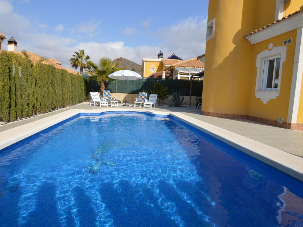 Luxurious Holiday Home in Mazarron with Private Pool 6