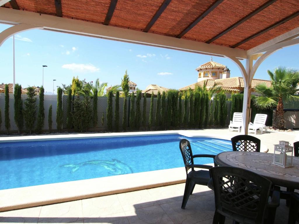 Luxurious Holiday Home in Mazarron with Private Pool 7