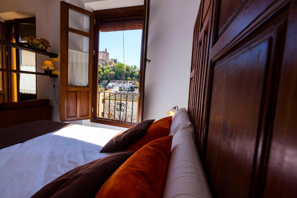 Hotel Casa Del Capitel Nazari - Laterooms