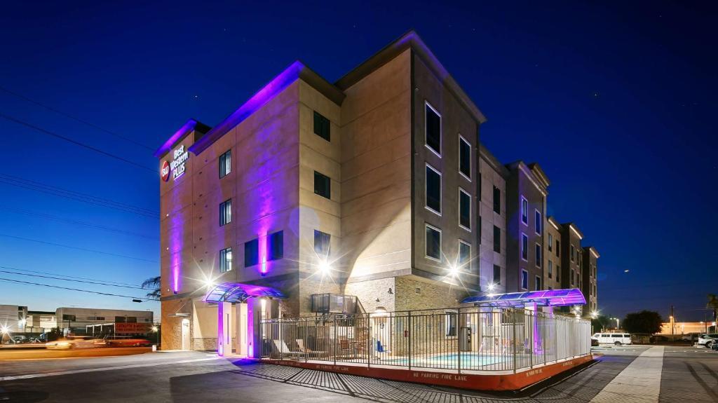 Best Western Plus Gardena-Los Angeles Inn & Suites