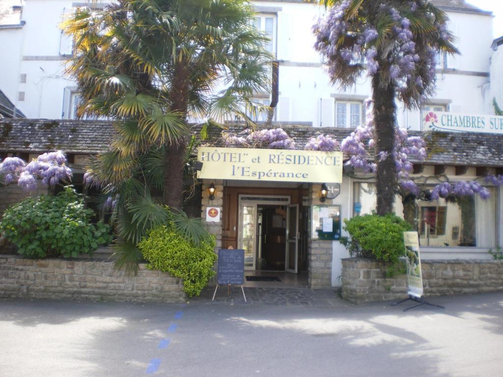 Hotel et residence l'esperance La Foret-Fouesnant, France