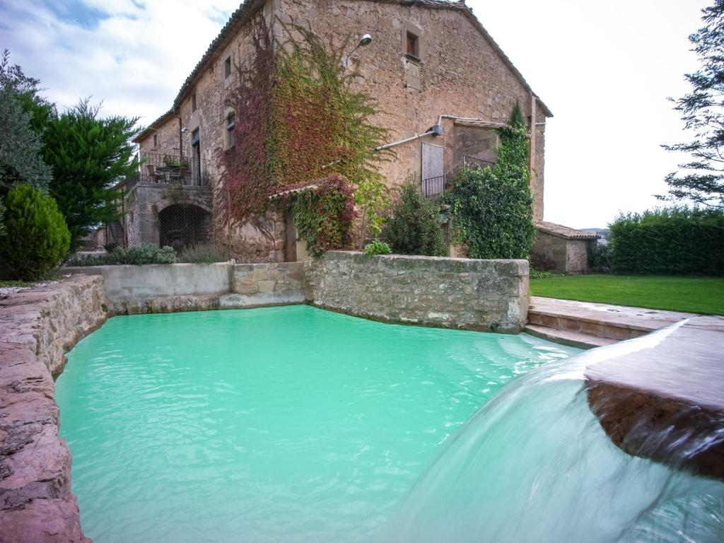 Vintage Mansion with Swimming Pool in Montmajor Spain 7