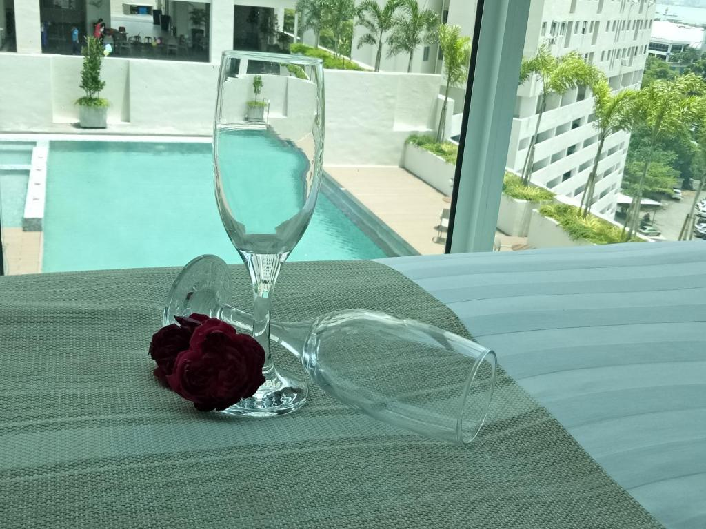 The swimming pool at or close to Pool View Suite