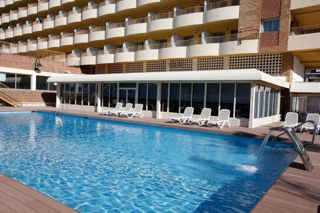 Piscina en o cerca de Hotel Castilla Alicante