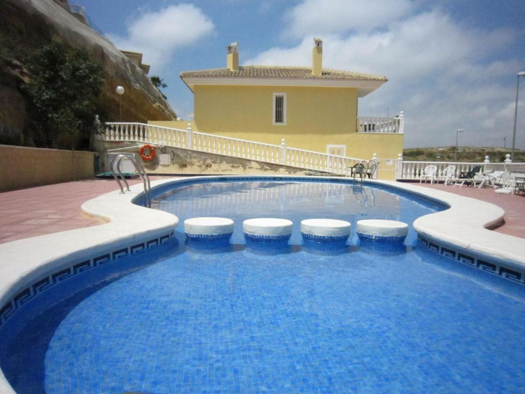 Quaint Holiday Home in Rojales with Pool 1