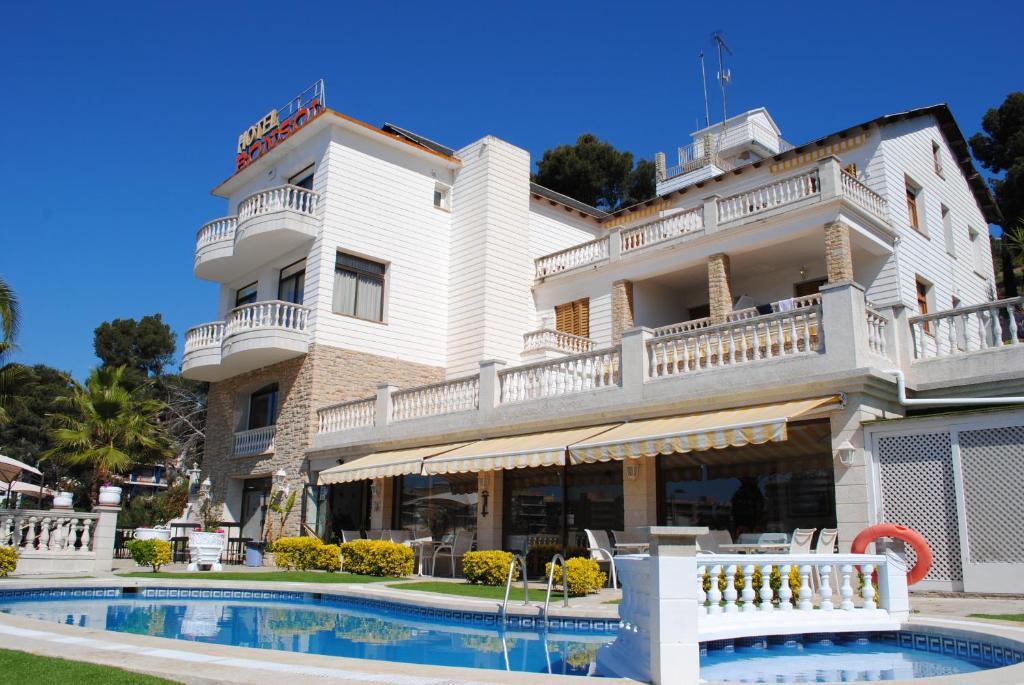 Hotel Bonsol Lloret de Mar, Spain
