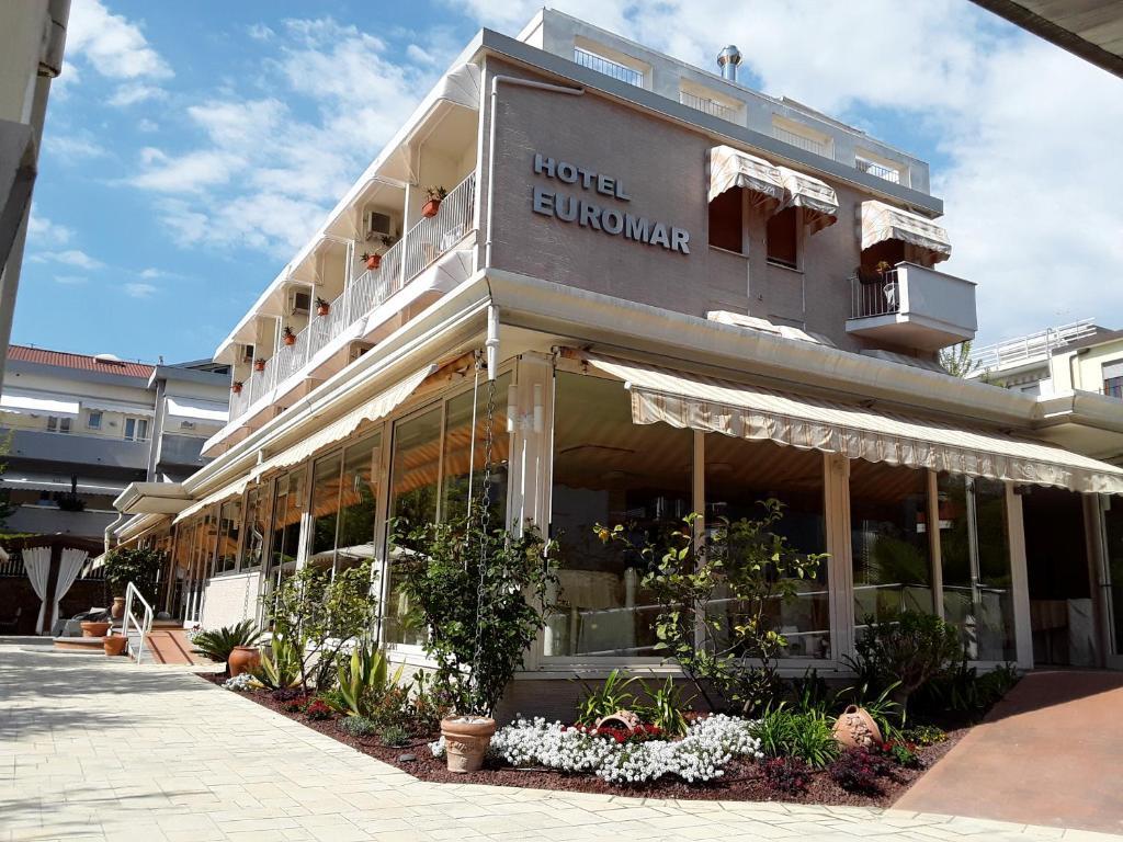 Hotel Euromar Marina di Massa, Italy